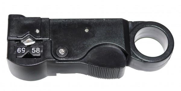 RG-58/59 Abisolierzange