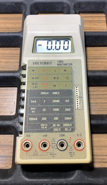 Voltcraft 7950 DMM gebraucht