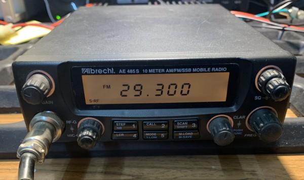 Albrecht AE-485s gebraucht