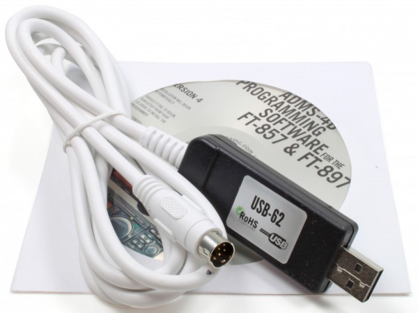 Yaesu ADMS-4BU USB-Programmier-Kit FT-857/897
