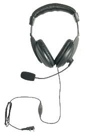 Team H&G-420E Headset mit 2 Ohrhörer - PR2297