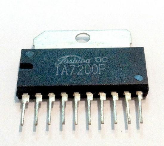 TA-7200 NF Amp IC