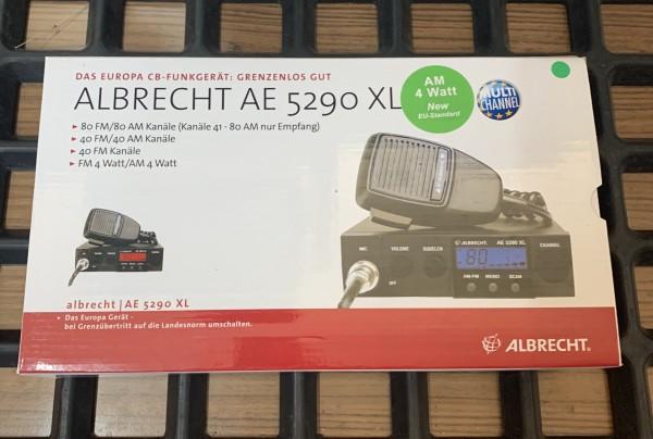 Albrecht AE-5290XL B-Ware