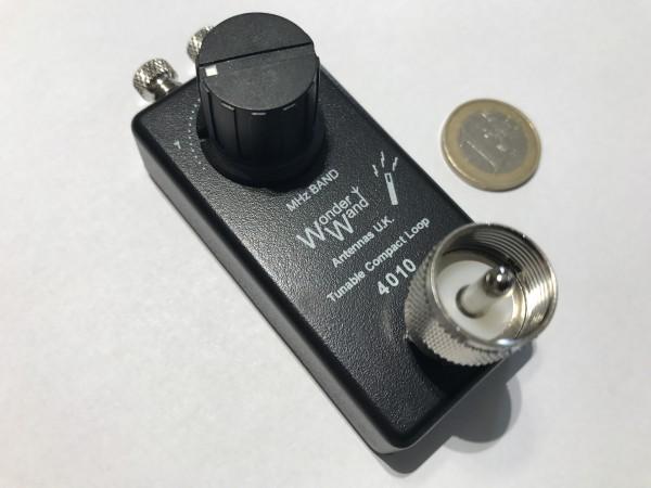 WonderWand Wonder-Loop, QRP Mini-Loop-Antenne