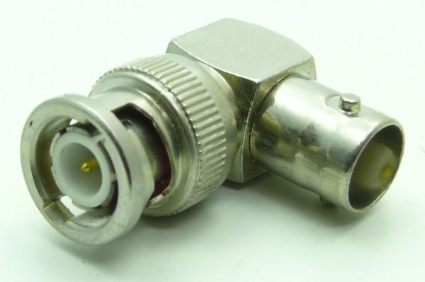 BNC-Winkeladapter
