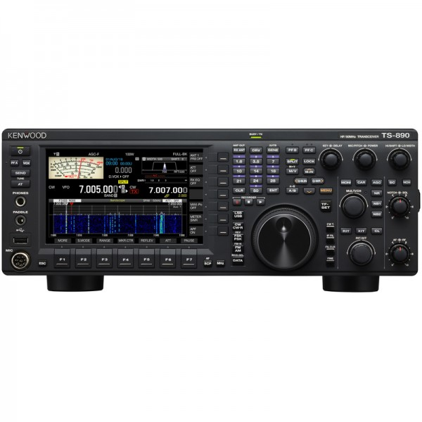 Kenwood TS-890S HF/6m/4m All Mode Transceiver