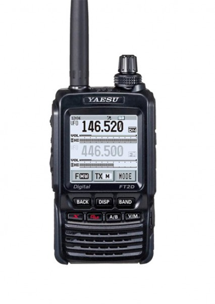 Yaesu FT-2DE 2m/70cm C4FM-Digital-Handfunkgerät
