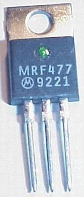 MRF477 Motorola