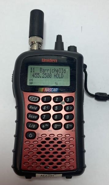 Uniden Race Scanner UBC-230H gebraucht