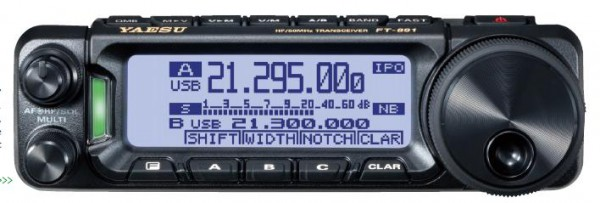 FT-891 Yaesu