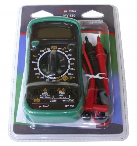 Digital-Multimeter MY-830