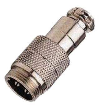 8-polige Mikrofonkupplung