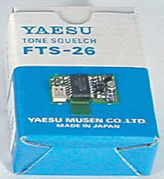 FTS-26 Yaesu