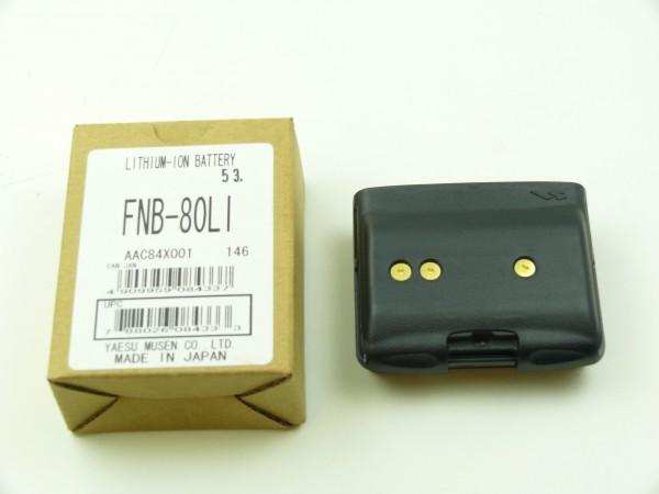 FNB-80Li Yaesu