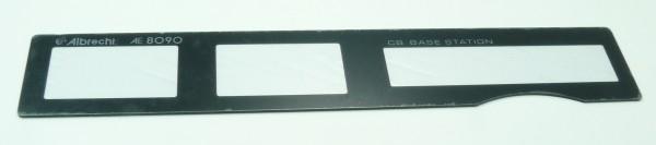 Displayscheibe AE8090