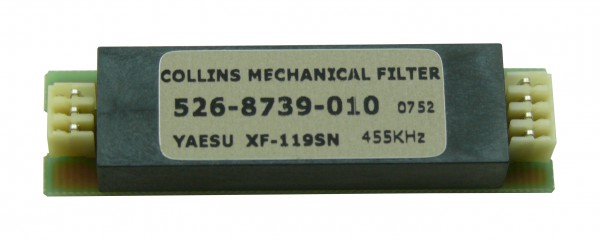Yaesu YF-122S Collins SSB Filter