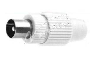IEC-Stecker geschirmt
