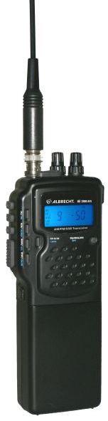 Albrecht AE 2990 AFS