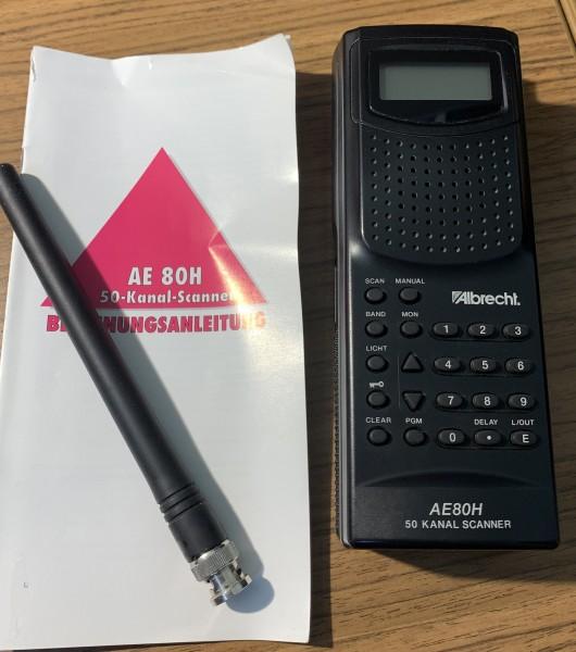 AE80H Handscanner gebraucht