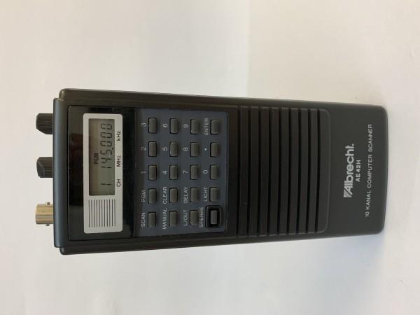 AE42H 10 Kanal Handscanner