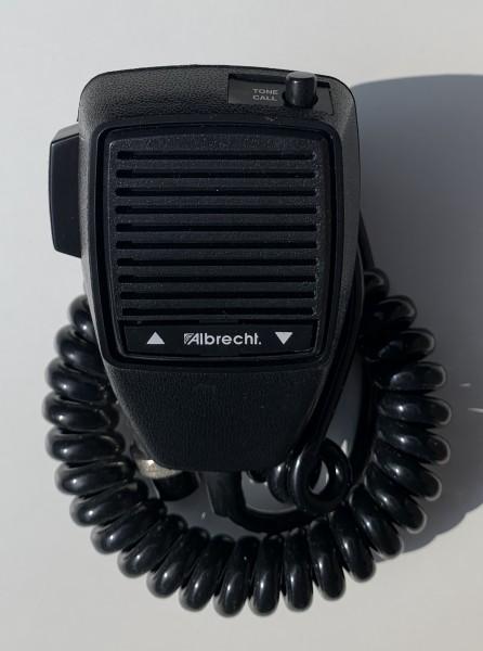 Originalmikrofon Albrecht