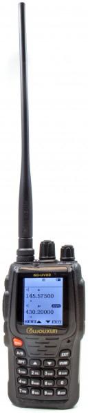 Wouxun KG-UV8D-E-V1.05 Dualband Handfunkgerät