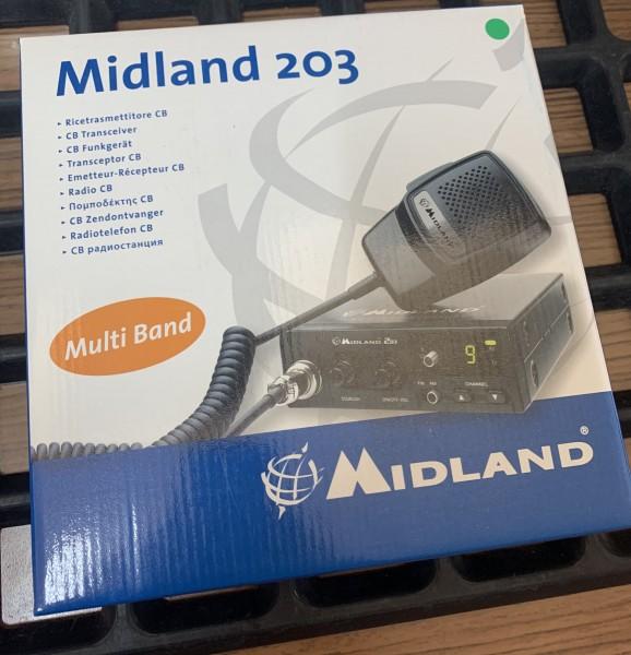 Midland 203 B-Ware