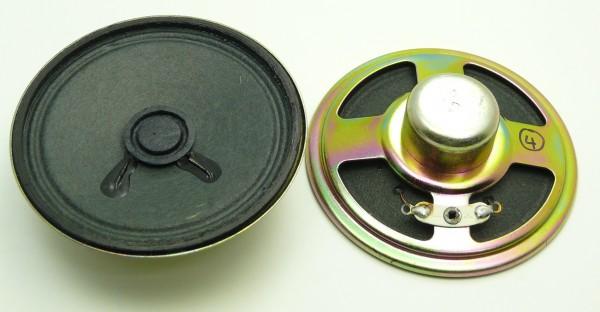 Ersatzlautsprecher Typ 4 8 Ohm, 1W
