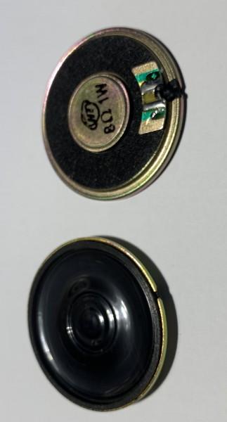 Lautsprecher Miniatur 40mm
