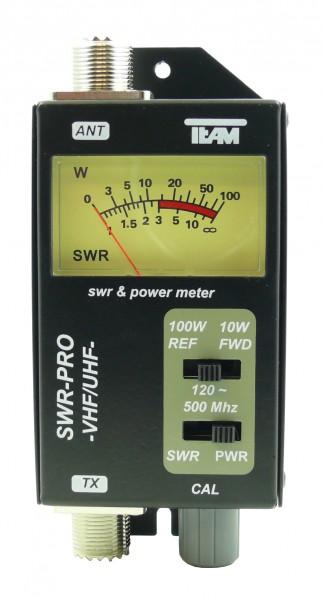 SWR-Pro-VHF/UHF Team