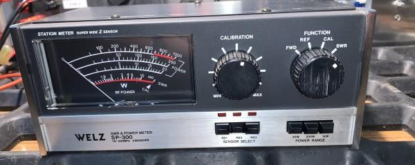 SP-300 SWR Power 1,8-500MHz gebraucht