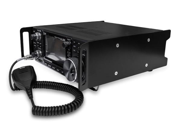IC-7300 Seitenteile/Griffsatz gewinkelte Version