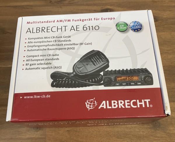 Albrecht AE-6110 B-Ware