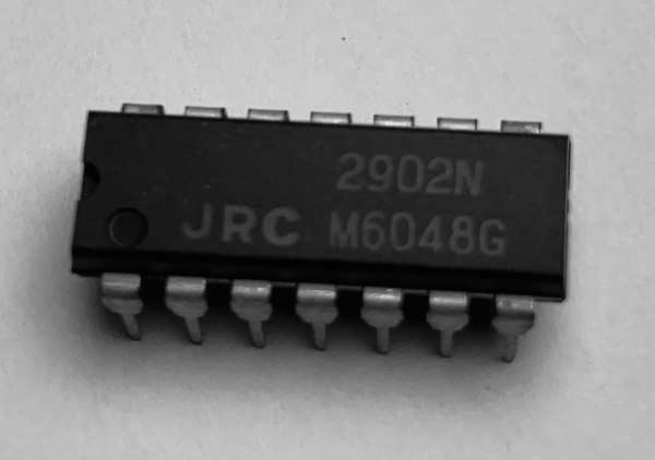 NJM2902N JRC