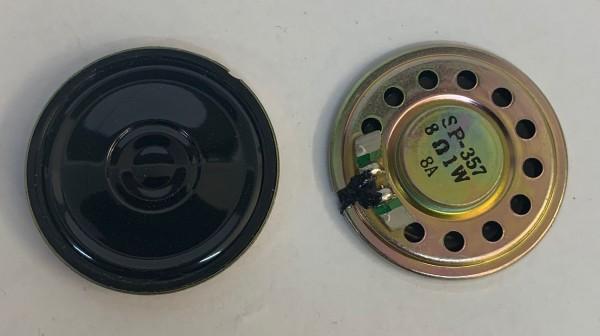 Lautsprecher Miniatur 36mm