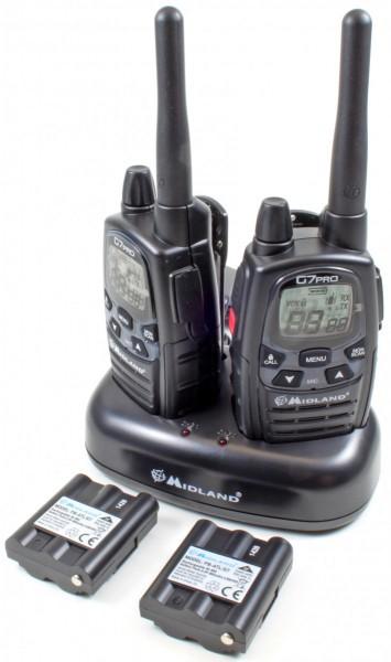 Midland G7 PRO Set Dualband