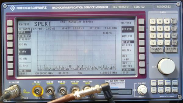 Frequenzerweiterung