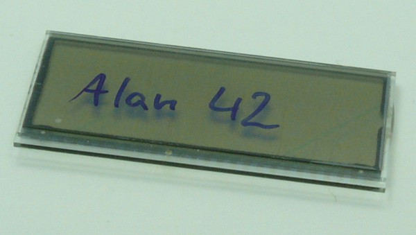 Display Alan 42