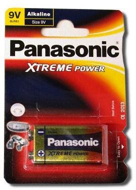 9V-Block Panasonic